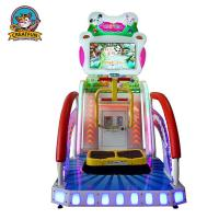 Buy cheap 1 Player Ticket Redemption Machine Coin Pushed Arcade Ticket Machine from wholesalers