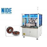 Quality Automatic Blower motor coil winding machine BLDC armature rotor needle winding machine for sale