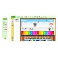 Buy cheap multi-touch infrared finger touch interactive smart touch panel with floor stand from wholesalers