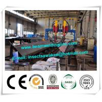 Quality Gantry Submerged Arc Welding Machine H Beam Steel Production Line for sale