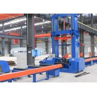 Quality T Beam Automatic Submerged Arc Welding Machine Single Cantilever Type for sale