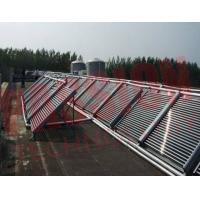 Buy cheap Evacuated Tube Solar Collectors Non Pressure Heat Pipe Double Side For Swimming from wholesalers