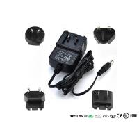Quality AC DC Interchangeable Plug Power Adapter 5V 1A 2A 1000mA 2000mA for sale