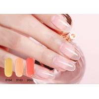 Buy cheap Painless Nude Color Full Nature Clear ECO-Friendly DIY Organic Builder Gel China from wholesalers