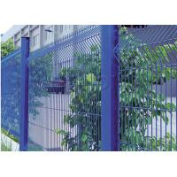 Quality Metal Welded Mesh Security Fencing Galvanized Wire For Railway / Road for sale