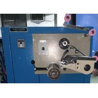 Quality 330mm Limit Cotton Thread Winding Machine , Textile Thread Spool Winder for sale