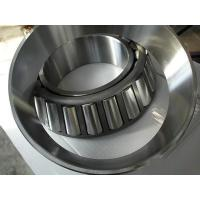 Quality Stainless Steel Single Row Tapered Roller Bearings Open Seal With Brass / Bronze Cage for sale