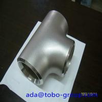 Buy cheap ASTM SS316 Thread Socket Weld Stainless Steel Reducing Tee Size 1-48 Inch from wholesalers