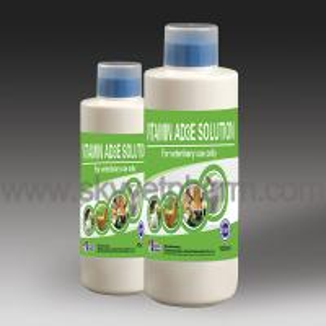 Vitamin AD3E solution