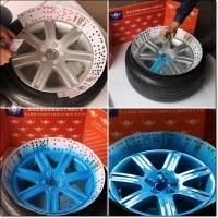 Quality Glossy / Matte Plasti Dip Rubber Coating SprayPaint Safety With Weather Resistance for sale