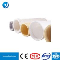 China Industrial PPS and PTFE Dust Collector Media Filter Bag, Bag Filter on sale