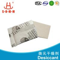 Quality Powerful Desiccant High Absorption for Biological Laboratory Various thickness Space-saving Non-woven or Tyvek Bag for sale