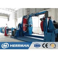 Buy cheap Single Twister Wire Cable Machine Cantilever Type S / Z Optional Twist Direction from wholesalers