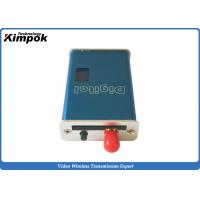 Buy 5W Long Range Wireless Video Sender 1200Mhz Audio Video Transmitter and Receiver at wholesale prices