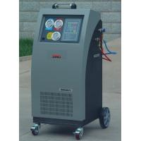 Quality Refrigerant Recharge Recovery AC Recycling Machine 220V for Car CE for sale