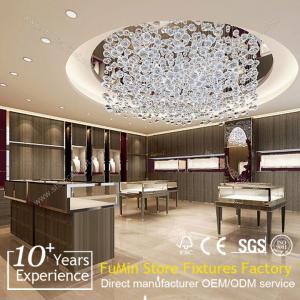 Quality acrylic jewelry showcase for sale