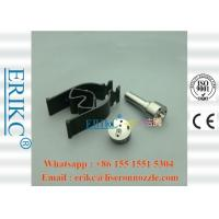Quality ERIKC delphi 7135-650 fuel injector repair kit nozzle L157PBD + 9308-621C valve 28239294 for EJBR04701D A6640170221 for sale