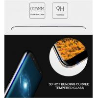 Quality 0.33mm Thick 2.5 D Tempered Glass Screen Protector Full Cover Smooth Touch Feeling for sale