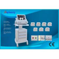 Quality 2016 hifu with 7 cartridges more than 20000 shots hifu machine for wrinkle removal for sale