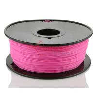 Quality Torwell Pink PLA filament for 3D Printer 1.75mm 1KG/spool for sale
