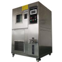 Quality 408L Touch Screen Programmable Constant Temperature And Humidity Test Chamber for sale