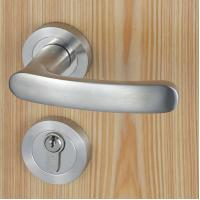 Buy 6063 Mortise Cylinder Entry Door Locksets For Room / House ANSI Standard at wholesale prices
