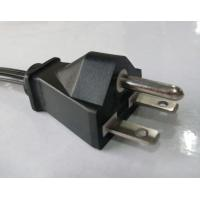 Quality UL/CSA approved SPT-3 North American power cord with Nema 6-15p plug for sale