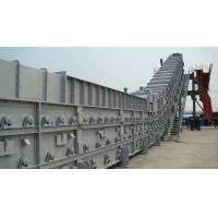 Quality Dry Slag Remover Bottom Ash Conveyor For Cooling Hot Slag , Transmission for sale
