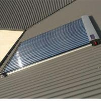 Quality Vacuum tube non-pressure home use stainless steel plate solar hot water heater for sale