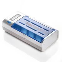 China Universal LCD Smart Quick Battery Charger & Discharger for AA Ni-CD Batteries on sale