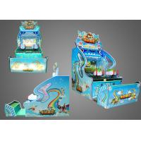 Quality Visual 3D Screen Water Shooting Arcade Video Game Machines For English Version / Edition for sale