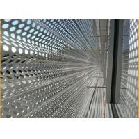 Quality Standard  UNS Stainless Steel Perforated Sheets Square Hole CE,TUV Certificate for sale