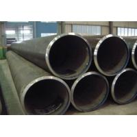 Quality GR . 2 3LPE LSAW Galvanized Carbon Steel Pipe Standard ASTM A252 Thickness 2 - 80 Mm for sale
