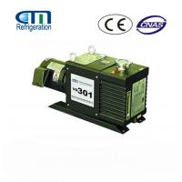 China Two Stage Rotary Vane Vacuum Pump , Air Conditioning Industrial Vacuum Pumps on sale
