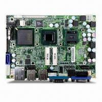 Quality Embedded Compact Extended Form Factor Single-board Computer with Intel Atom N270 Chipset for sale
