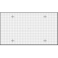 Quality REFLECTANCE 3NH TE248 digital cameras DISTORTION GRID test chart with black and white lines for sale