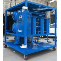 Quality Transformer Oil Filtration Plant for sale