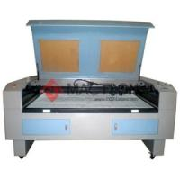 Quality FDA cloth laser cutting machine,auto feeding system for sale