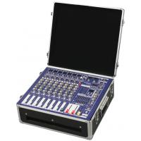 Quality 9 Channel Stereo Powered Mixer mixing console Speaker * 2 450W*2 PM600USB for sale