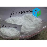 Quality Anastrozole Arimidex Anti Estrogen Steroids 120511-73-1 For Anti Breast Cancer for sale