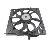 Quality X5 E70 Car Cooling Fan 17428618241 17428618240 3.0si 4.8i 600W for sale