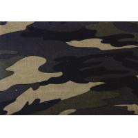 Quality Twill Woven Cotton Fabric Shrink - Resistant With Customize Pattern for sale