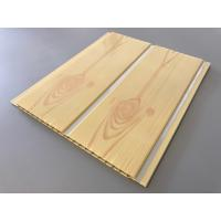 Buy 7.5mm / 8mm Ceiling PVC Panels Plastic Ceiling Boards For Warehouse / Restaurant at wholesale prices
