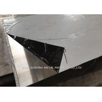 Quality Hairline Stainless Steel Surface Finish Anti - Fingerprint 304 SS Sheet for sale