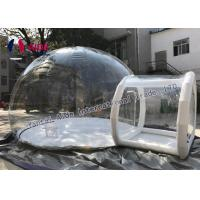 Buy cheap Holley Web Inflatable Bubble Tent Outdoor Transparent Bubble Tent from wholesalers