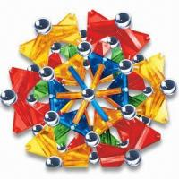 Quality Magnetic Construction Toy, Can Build Up Everything you Like, Good for the Children's Intelligence for sale