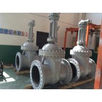 Quality API Cast Steel Wedge Gate Valve Widely Temperature Range -101℃ To 560℃ for sale