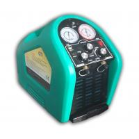 China Refrigerant R22 Portable Recovery Recycling Machine For Car A/C on sale