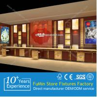 Quality China Promotional jewelry display showcase for sale