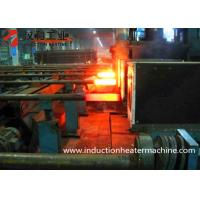 China Homogeneous Heating Induction Heating Furnace With Induction Heating Coil on sale